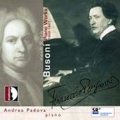 Bach busoni by Andrea Padova
