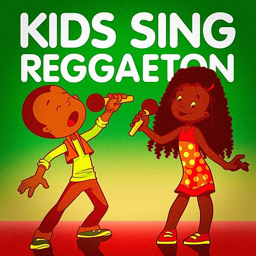 Kids Sing Reggaeton by The Countdown Kids