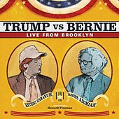 Trump Vs. Bernie: The Debate Album by James Adomian