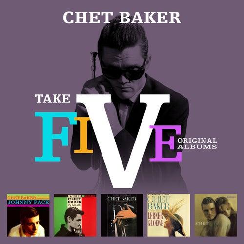 Take Five Original Albums von Chet Baker