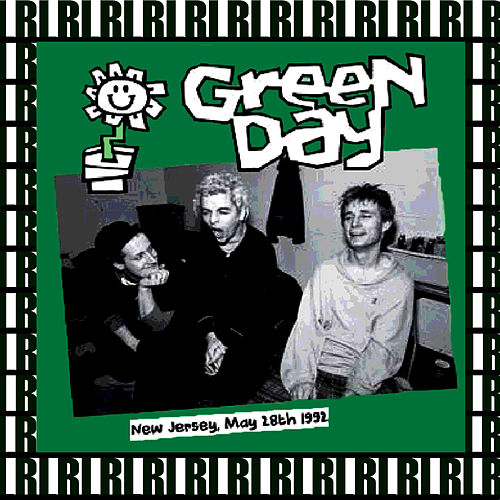 East Orange, New Jersey, May 28th, 1992 (Remastered, Live On Broadcasting) von Green Day