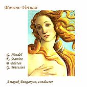 Moscow Virtuosi: Handel, Stamitz, Britten & Bottesini by Various Artists