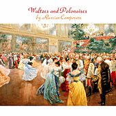 Waltzes and Polonaises by Russian Composers by USSR State Symphony Orchestra