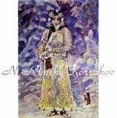 Rimsky-Korsakov: Pan Voyevoda, Op. 59, Snow Maiden Suite, Golden Cockerel Suite & The Little Oak Stick, Op. 62 by Bolshoi Theatre Orchestra