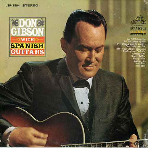 With Spanish Guitars by Don Gibson