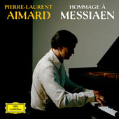 Hommage à Messiaen by Pierre-Laurent Aimard