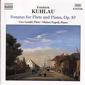 Sonatas For Flute And Piano, Op. 83 by Friedrich Kuhlau