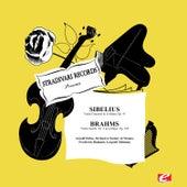 Sibelius: Violin Concerto in D Minor, Op. 47 - Brahms: Violin Sonata No. 2 in A Major, Op. 100 (Digitally Remastered) by Various Artists