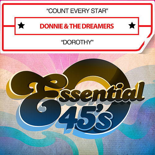 Count Every Star / Dorothy (Digital 45) by Donnie