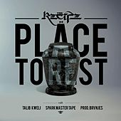 Place to Rest (feat. Talib Kweli & Spark Master Tape) by The Recipe