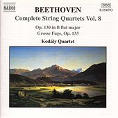 String Quartets Vol. 8 by Ludwig van Beethoven