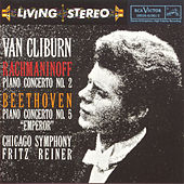 Piano Concerto No. 2 by Van Cliburn