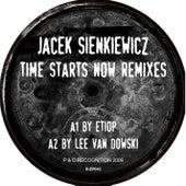 Time Starts Now Remixes by Jacek Sienkiewicz