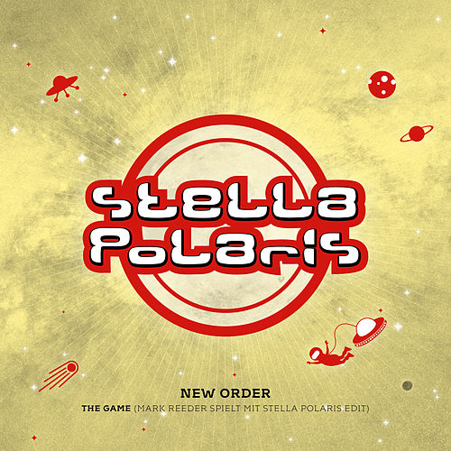 The Game - Mark Reeder Spielt Mit Stella Polaris Edit by New Order