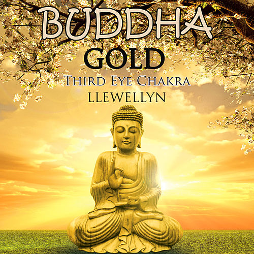 Buddha Gold - Third Eye Chakra by Llewellyn