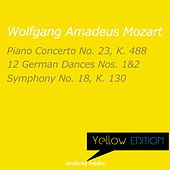 Yellow Edition - Mozart: Piano Concerto No. 23, K. 488 & Symphony No. 18, K. 130 by Various Artists