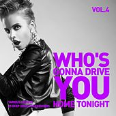 Who's Gonna Drive You Home Tonight (25 Deep-House Weekenders) Vol. 4 by Various Artists