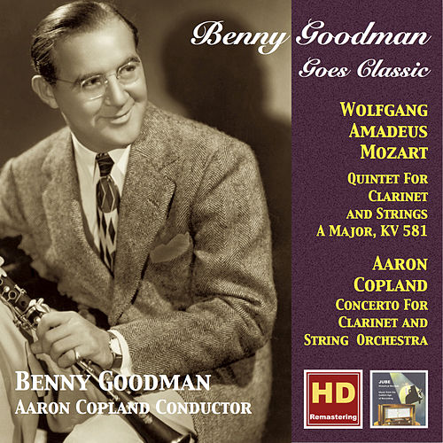 Benny Goodman Goes Classic by Benny Goodman