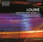 Louriè: Complete Piano Works, Vol. 1 by Giorgio Koukl