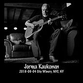 2016-06-04 City Winery, New York, NY (Live) by Jorma Kaukonen