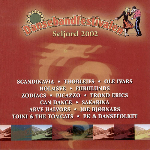 Dansebandfestivalen Seljord 2002 by Various Artists