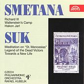 Smetana: Swedish Poems - Suk: Republican Triptych by Czech Philharmonic Orchestra