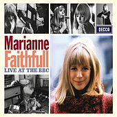 Live At The BBC by Marianne Faithfull