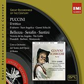 Puccini: Il trittico (Il tabarro; Suor Angelica; Gianni Schicchi) by Various Artists