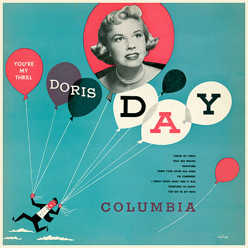 You're My Thrill - EP by Doris Day