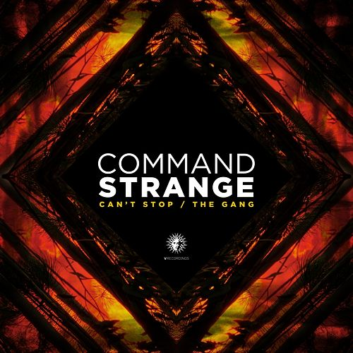 Can't Stop / The Gang by Command Strange