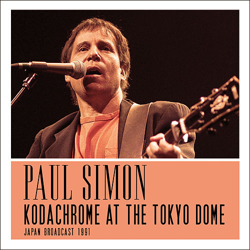 Kodachrome at the Tokyo Dome (Live) von Paul Simon