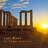 Full Moon at Cape Sounion by Various Artists