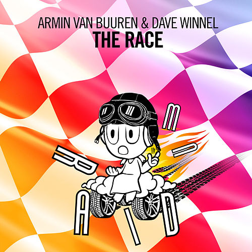 The Race by Armin Van Buuren