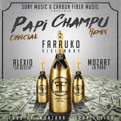 Papi Champú (Remix) by Farruko