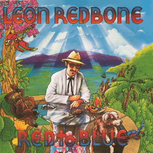 Red To Blue by Leon Redbone