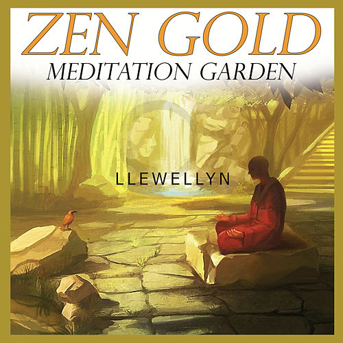 Zen Gold - Meditation Garden by Llewellyn