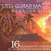 Steel Guitar Magic by All Star Hawaiian Band