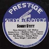 Prestige First Sessions, Vol. 2 by Sonny Stitt