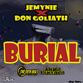 Burial - Single by Don Goliath