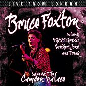Live From London by Bruce Foxton