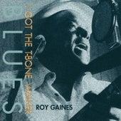 I Got The T-Bone Walker Blues by Roy Gaines