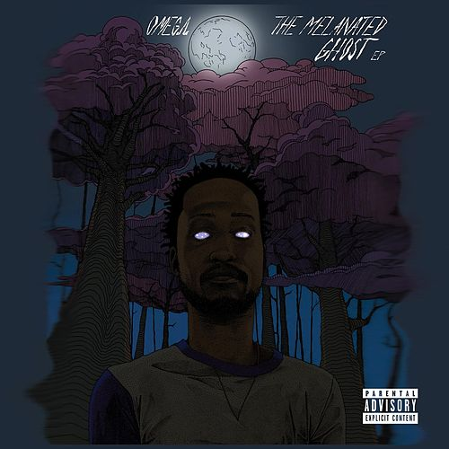 The Melanated Ghost by Omega