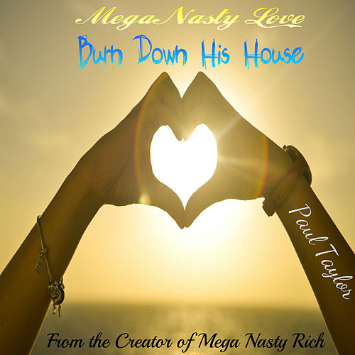 Mega Nasty Love: Burn Down His House by Paul Taylor