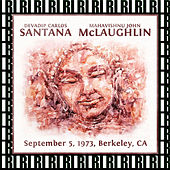 Berkeley Community Theatre, California, September 5th, 1973 (Remastered, Live On Broadcasting) von Santana