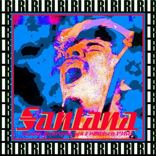 Avalon Ballroom, San Francisco, May 13th, 1968 (Remastered, Live On Broadcasting) von Santana