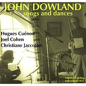 Songs and Dances of John Dowland by Various Artists