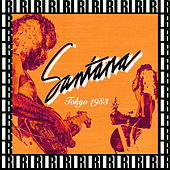 Nhk Hall, Tokyo, Japan, July 10th, 1983 (Remastered, Live On Broadcasting) von Santana
