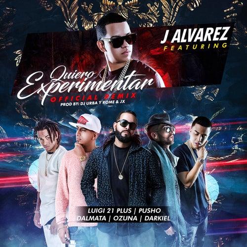 Quiero Experimentar (Remix) by J. Alvarez