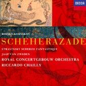 Rimsky-Korsakov: Scheherazade / Stravinsky: Scherzo fantastique von Royal Concertgebouw Orchestra