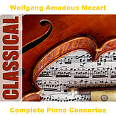 Complete Piano Concertos by Various Artists